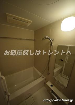 【浴室】パークハビオ渋谷神山町