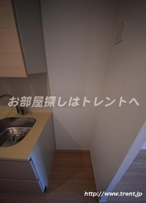 【キッチン】パークハビオ渋谷神山町