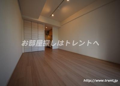 【居間・リビング】パークハビオ渋谷神山町