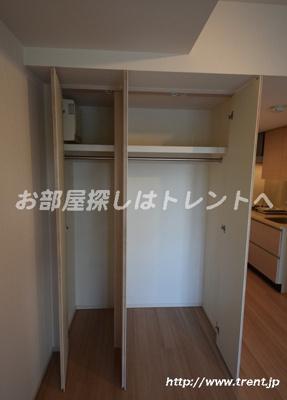 【収納】パークハビオ渋谷神山町