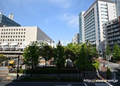【展望】パークハビオ渋谷神山町