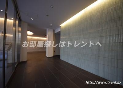 【その他共用部分】パークハビオ渋谷神山町
