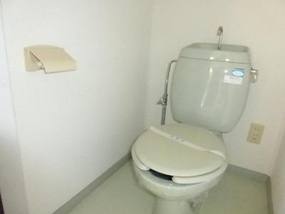 【トイレ】サンビレッジ西大津B棟