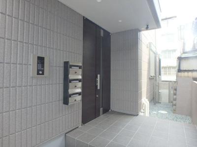【エントランス】メゾン桜