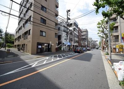 【周辺】プレール市ヶ谷納戸町