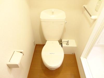 【トイレ】ブルーファン