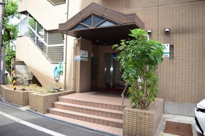 【外観】エタニティ・森ノ宮X