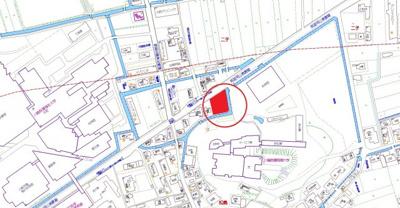 【地図】ウィステリアB