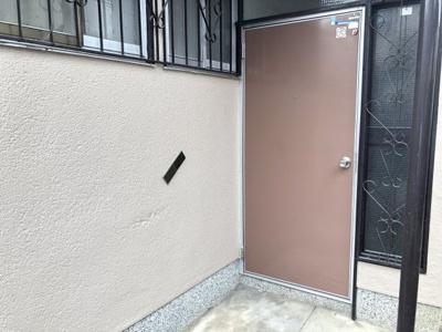 【玄関】塚原4丁目戸建て