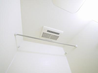 浴室乾燥機は便利です
