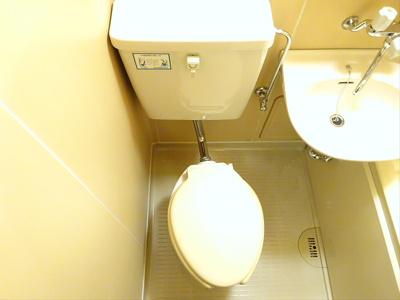 【トイレ】メゾンドエルデーラ