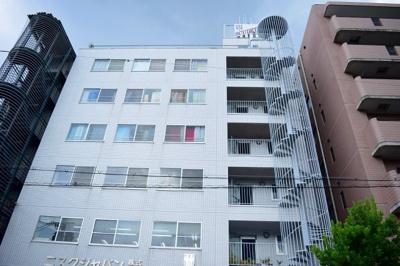 【外観】NS法円坂