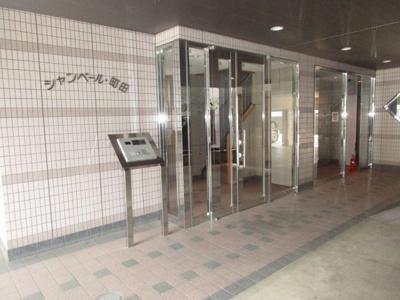 【エントランス】シャンベール町田