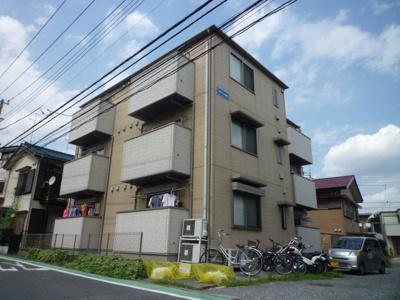 【外観】コモハイツ町田