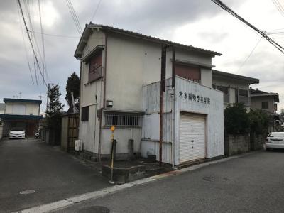 【前面道路含む現地写真】【売地】西脇中学校区・56145