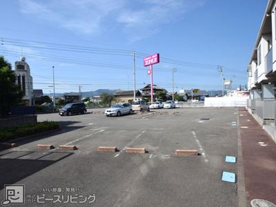 【駐車場】シャーメゾン霧ヶ峰