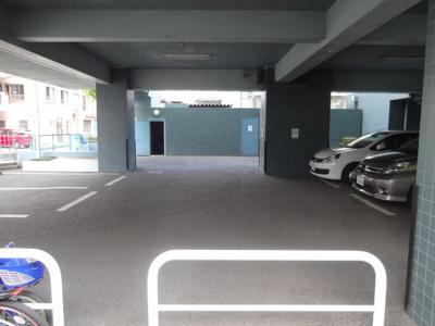 【駐車場】パピルスマンション