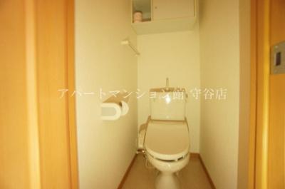 【トイレ】フトゥーロ