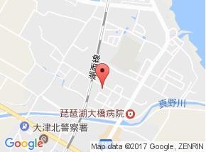 【地図】H貸家