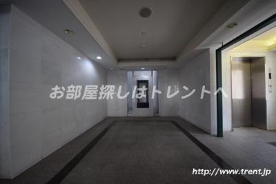 【ロビー】プロスペクト日本橋本町