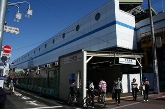大森町駅2