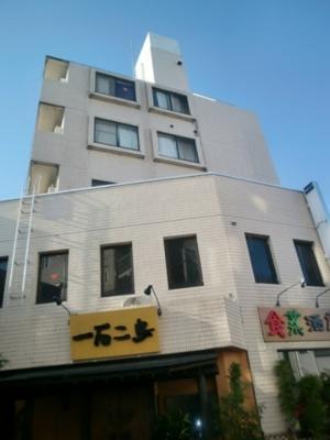 【外観】熊谷朝日ハイツ
