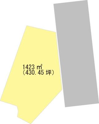 【区画図】【売地】岩出第二中学校区・24483