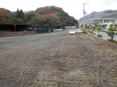 【前面道路含む現地写真】【売地】岩出第二中学校区・24483