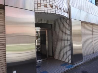 【エントランス】コスモハイム高野