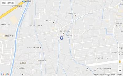 【地図】プリティマンション