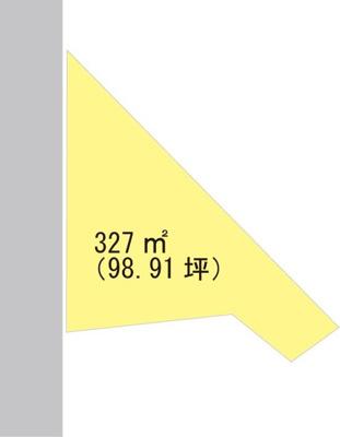【区画図】【売地】打田中学校区・21816