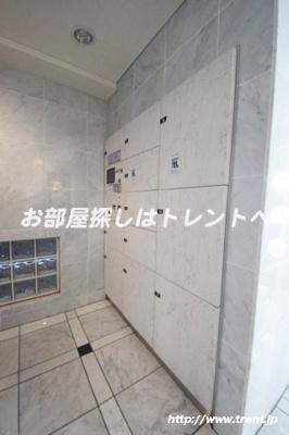 【セキュリティ】ガラシティ神田淡路町
