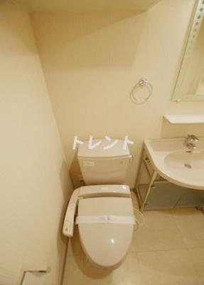 【トイレ】ガラシティ神田淡路町