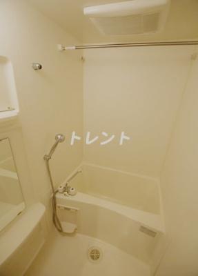 【浴室】ガラシティ神田淡路町