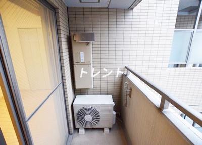 【バルコニー】ガラシティ神田淡路町