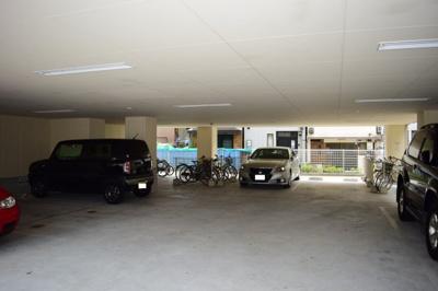 【駐車場】ルーセント森ノ宮