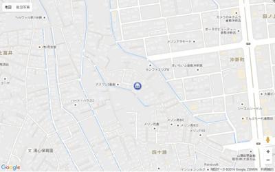 【地図】ソレイユ
