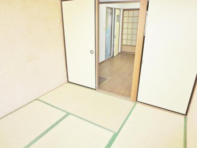 【和室】加賀ハイム