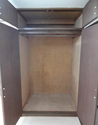 ミモザビル 約1間分の収納スペースがあります