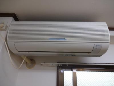 ミモザビル エアコンもしっかり完備