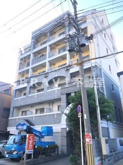 【アニマート姫島】外観は落ち着いています