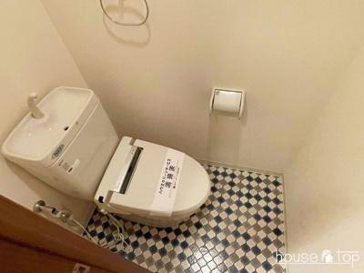 【トイレ】キャッスルプラザ甲子園アネックス