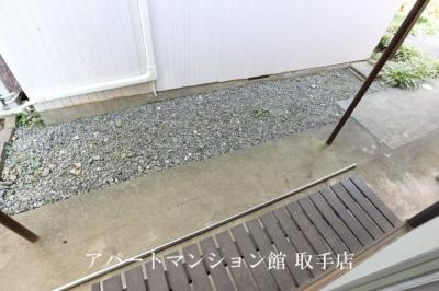 【バルコニー】今井邸