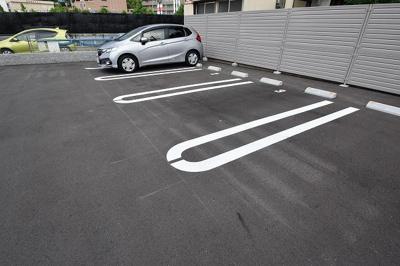 【駐車場】安威吉田貸家