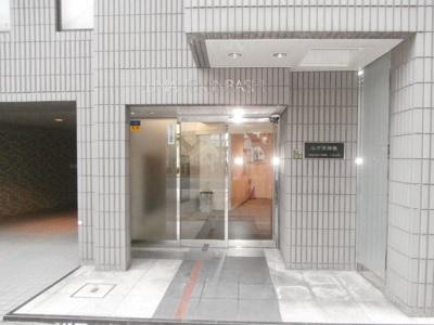 【エントランス】ルナ天神橋
