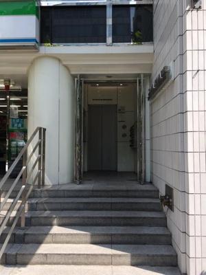 【エントランス】SANWA青山Bldg.