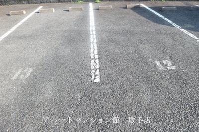 【駐車場】アイビーハイツ