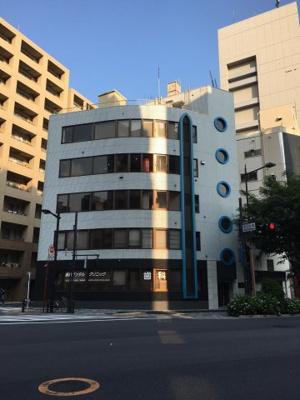 【外観】キューアス東日本橋ビル