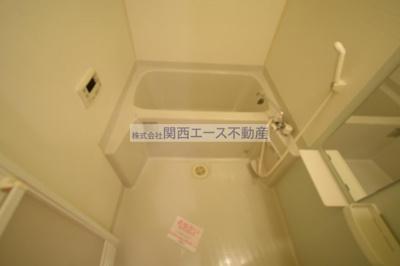 【浴室】グリンデルワルト