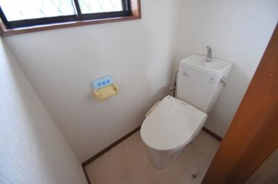 【トイレ】コーポセゾンⅢ